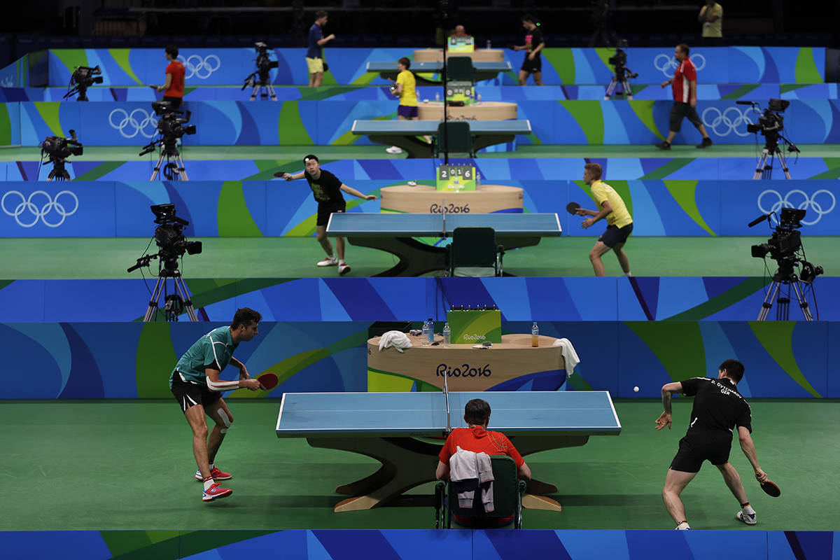 Table tennis betting attracts 0K-plus daily at Las ...